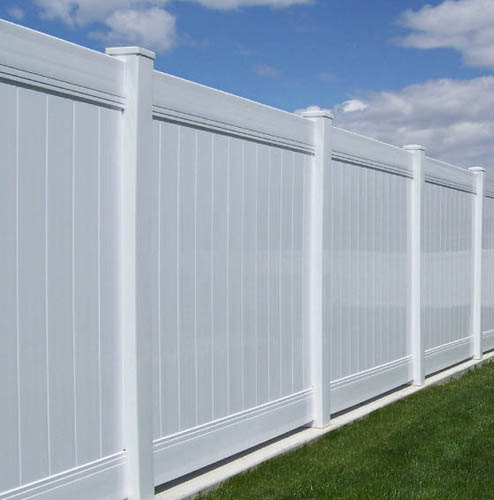 Vinyl fences inc