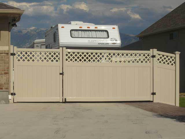 Image Result For Vinyl Fencing Utah