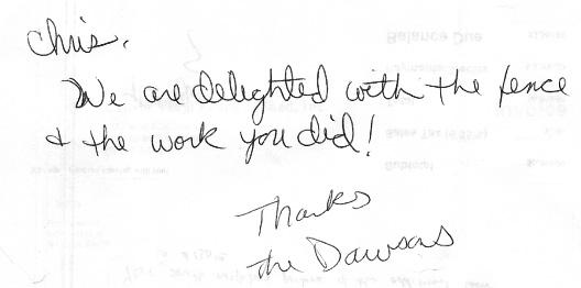 Dawsen Review