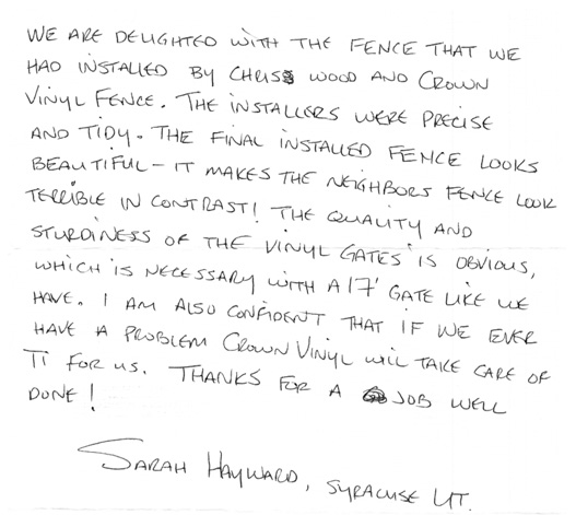 Sarah Heyward Review