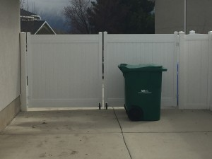 crown vinyl double gate herriman