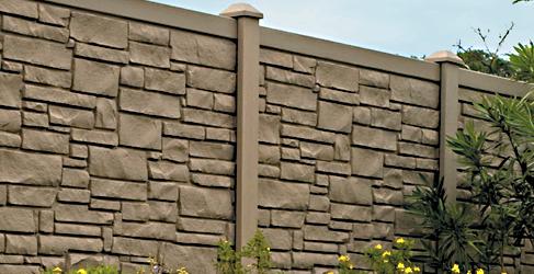 faux-wood-stone-vinyl-fence